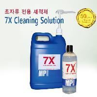 ����� ���ڷ� ��� ����- 7x Cleaning Solution