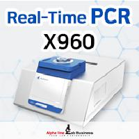 X960 real-time PCR system 혁신적인 광학설계 정밀한 온도 설정