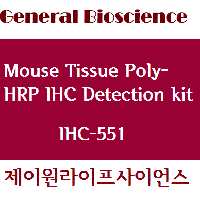 [���̿����������] Mouse Tissue Poly-HRP IHC Detection Kit