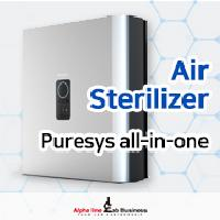 Air Sterilizer 공기살균정화 Puresys all-in-one