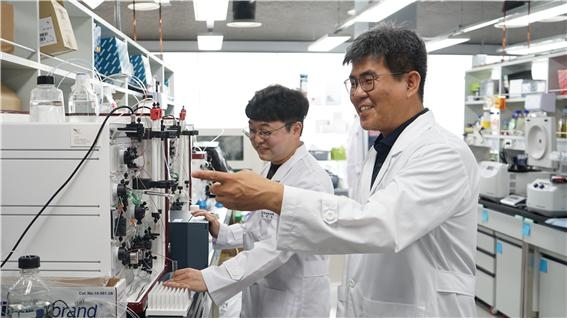 세포막 단백질의 새로운 구조 발견