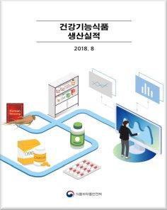 2017년 건강기능식품 생산실적 통계