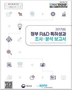 2017년도 정부 R&D 특허성과 조사·분석 보고서