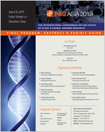PAG (Plant and Animal Genome Conference)  ASIA 2019 참관기