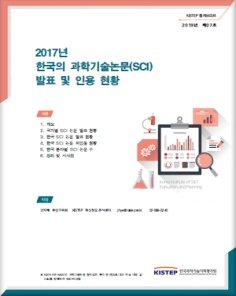 2017년 한국의 과학기술논문(SCI) 발표 및 인용 현황
