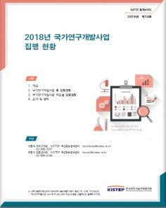 2018년 국가연구개발사업 집행 현황