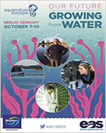 Aquaculture Europe 2019 참석 후기