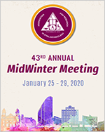The 43rd ARO annual MidWinter meeting 참관기
