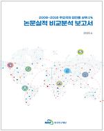 2008-2018 주요국의 피인용 상위 1% 논문실적 비교분석 보고서