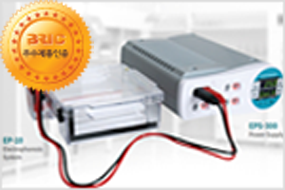 Electrophoresis System & Power supply