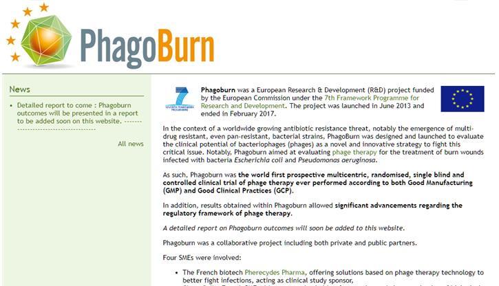 PhagoBurn 프로젝트