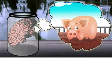 도살 후 육신에서 분리된 돼지의 기관이 되살아남으로써, 죽음과 의식의 본질에 관한 윤리적·법적 의문이 제기되었다. '뇌사 = 생...