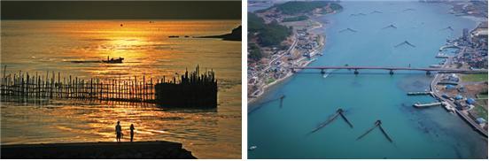죽방렴은 자연의 순리를 거스르지 않는 생태적 어업일 것이라고 황선도 박사는 강조했다.