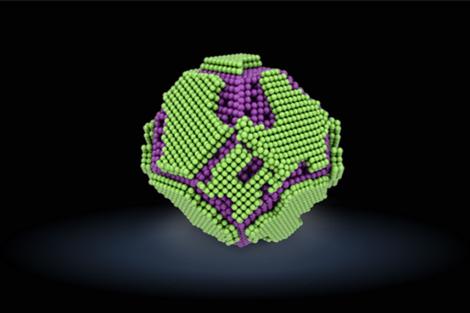 방사선 피폭으로부터 전신을 보호하는 나노입자 합성
