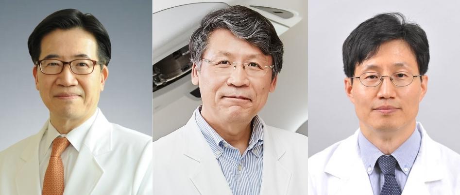 국립암센터 박중원, 김태형, 고영환 교수