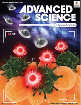 Advanced Science 최신호 표지
