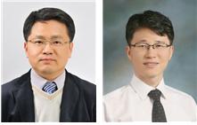 최용두 국립암센터 이행성연구부 박사 (왼쪽), 장현철 암생물학연구부 박사 (오른쪽)