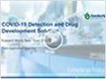 COVID-19 Detection and Drug Development Solution